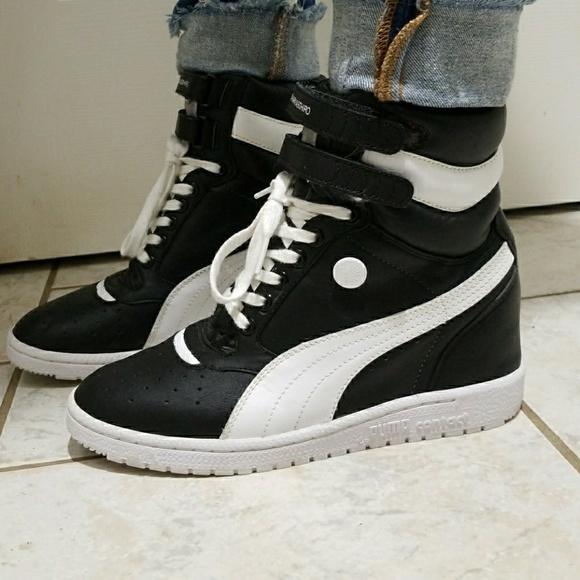 Puma MIHARAYASUHIRO wedge sneakers. M 5a45b4429cc7ef8b620f83a3
